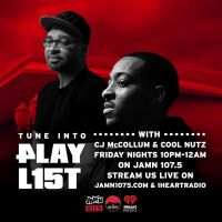 "NEW PRESS: CJ McCollum and Cool Nutz Team Up For ""The Playlist"""