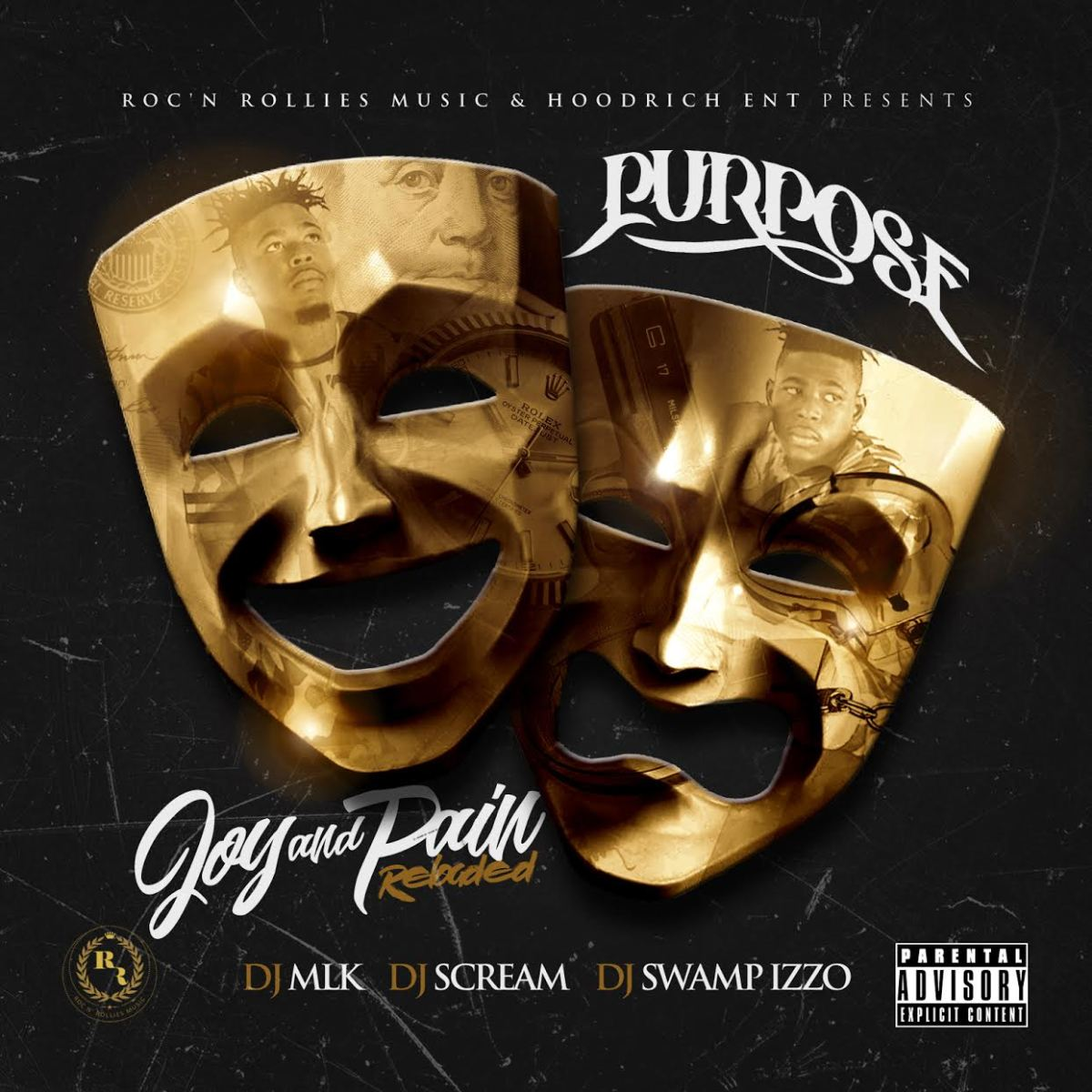 "NEW MUSIC: Purpose - ""Joy and Pain, RELOADED"""
