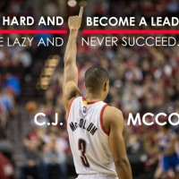 #ICYMI: CJ McCollum  joins The YOUnique Piece for an interview