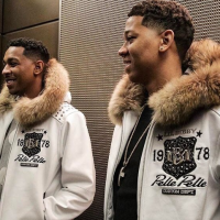 FASHION ALERT: LIL BIBBY x PELLE PELLE #FC4 LIMITED EDITION JACKET