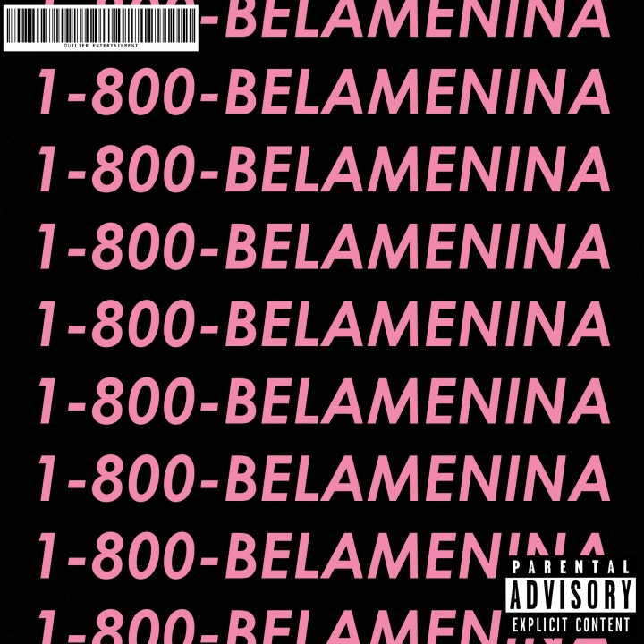 1-800-Belamenina Cover art.jpg
