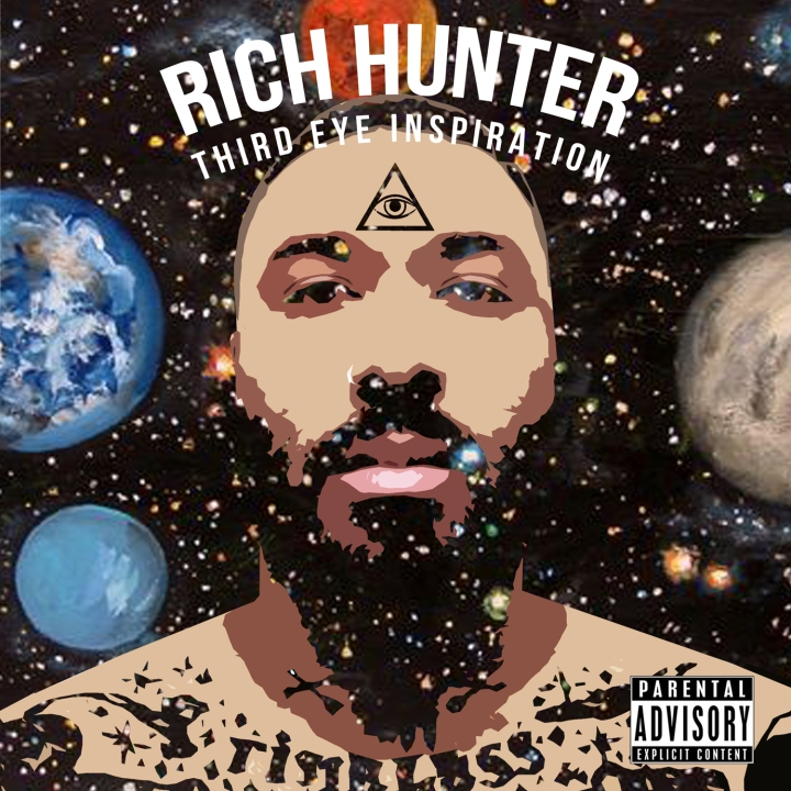 RICH HUNTER - THIRD EYE INSPIRATION - COVER - FIN