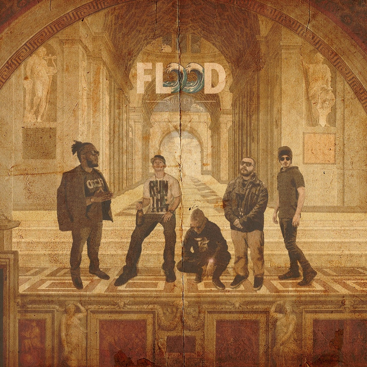 NEW ALBUM: Flood Society - Flood Society